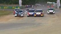 La Coupe Twingo R1 Rallycoss, c'est parti
