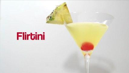 How to Make a Flirtini Cocktail