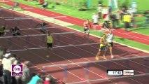 Finale 110m haies Meeting Montgeron 2013