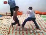 Batista? childhood wrestling video - Must watch