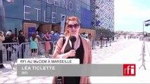 rfi à Marseille-premières impressions sur le Mucem