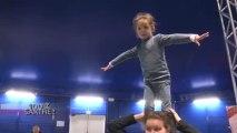 100% Sarthe : Cirque Mimulus à Fresnay sur Sarthe