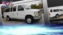 2012 Ford E350 Super Duty Passenger XL Extended Van 3D - Allan Vigil Ford Lincoln, Morrow