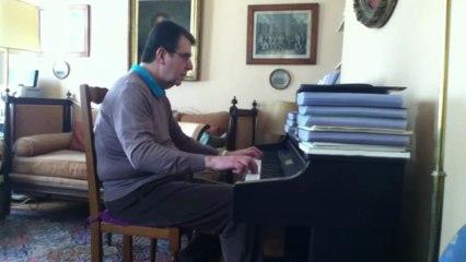 Come back to Sorrento - Dean Martin - Ernesto De Curtis - Piano