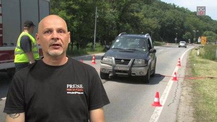Hochwasser - Wolfsthal musste Fernwärmewerk sichern