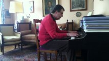Le tourbillon de la vie - Jeanne Moreau - Vanessa Paradis - Piano