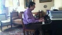 Je suis malade - Serge Lama - Alice Dona - Piano