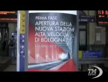 Inaugurata la nuova stazione di Bologna per l'alta velocità. Moretti: È arma nuova per competere nel mondo