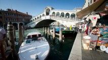 Fermata a Venezia carta igienica di Silvio