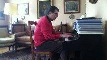 Ma plus belle histoire d'amour - Barbara - Piano
