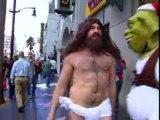 Parodie Jésus