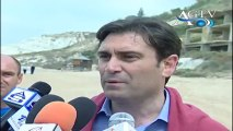 Ecomostro Scala dei Turchi News AgrigentoTV