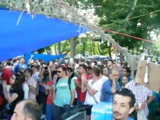 TAKSİM GEZİ PARKINA FENER GİRİŞİ