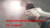 Revolver de defense Reck King Cobra calibre .380 à blanc