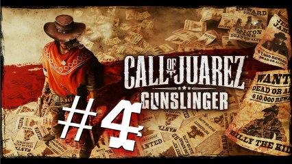 Call Of Juarez Gunslinger #4 - Episode II : Mémoire 4