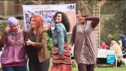 Harcèlement sexuel, le mal égyptien [France24]