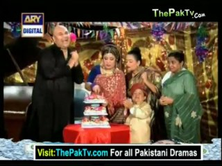 Quddusi Sahab Ki Bewah Episode 72 - June 9, 2013 - Part 1