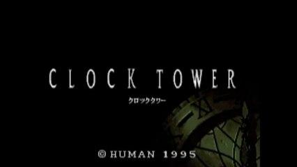 [Creepy Let's Play de Max le Fou] Clock Tower - Partie 1