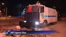 Ankara: intervention musclée de la police turque