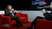 JEAN-MARIE COLOMBANI INVITE, Invités : Etienne-Émile Baulieu et Arthur Muller