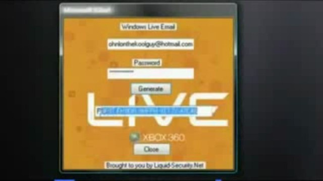 Téléchargement gratuit ❤ GRATUIT Xbox Live Codes générateur * FREE Download June - July 2013 Update