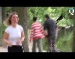 Reportage vidéo : L'équipe canadienne court la Parisienne