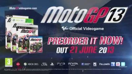 Gameplay Video #4 - Moto2™ and Moto3™ de MotoGP 13