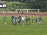 Stade Français - Plaisir  1ere mi-temps Finales IDF minimes rugby A2