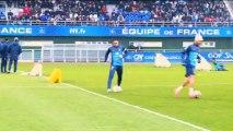 Matchs amicaux - Tournée amère pour les Bleus