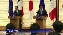 François Hollande exige la libération des deux journalistes disparus en Syrie