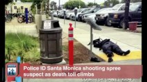Law & Crime Breaking News: Police ID Santa Monica Shooting Spree Suspect as Death Toll Climbs