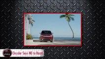 """Chrysler says NO to Recall & Porsche turns 50"""