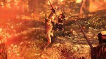 The Witcher 3 Wild Hunt - Bande-Annonce - Debut Gameplay E3 2013