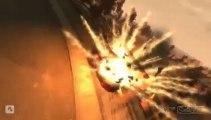 GTA 4 - Une voiture de sport poursuivi par des flammes à travers toute la ville !! -