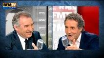 """François Bayrou: """"Le PS ne veut pas toucher au cumul des mandats"""" - 11/06"""