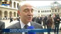 Mauroy: la classe politique réunie aux Invalides pour un dernier hommage - 11/06