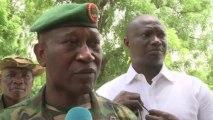 Nigeria military parades progress against Islamists