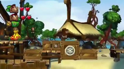 Trailer E32013 de Donkey Kong Country : Tropical Freeze