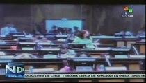 Asamblea Nacional de Ecuador apoya al Gobierno de Venezuela