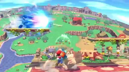 Mega Man en guest star dans Super Smash Bross ! de Samurai Warriors Chronicles
