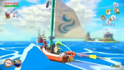 how to play hide and seek wind waker