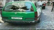 Au moins 14 morts et 31 blessés à Damas, un poste de police visé