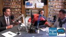 AGDE - 2013 - Sébastien FREY, Conseiller général de l'Hérault  invité de Adrien DELGRANGE,  Radio Pays d'Hérault et de Didier DENESTEBE,  Hérault Tribune  le 11 Juin 2013