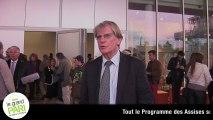 Assises Grand Paris 2013 : interview de Patrick Braouezec, président de Plaine Commune