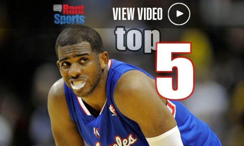 Top 5 Landing Spots for Chris Paul in NBA Free Agency 2013