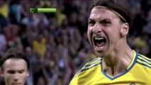 """Ibrahimovic """"zlatane"""" le gardien des Îles Féroé !"""