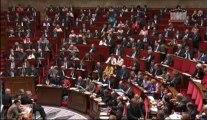 [ARCHIVE] Loi de refondation de l'École : réponse de Vincent Peillon au député Francis Vercamer lors des questions au gouvernement à l'Assemblée nationale, le 11 juin 2013