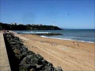 Anglet surf report - 12 Juin - 11h30