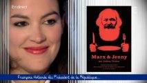 Audrey Vernon sur Hollande face a Edwy Plenel et Rosanvallon