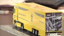 Témoignage client Créances Services : transports Clareton